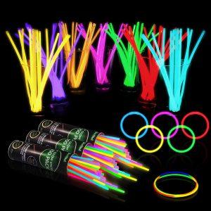 tubos de luces led para cotillon de fiesta