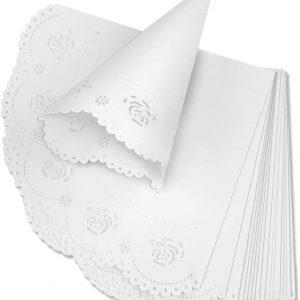 conos de confetis para bodas