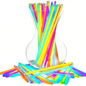 palitos brillantes led para fiestas
