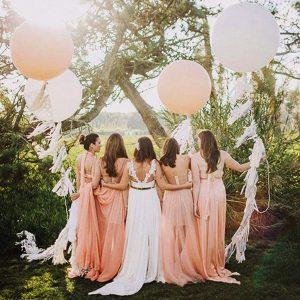 globos gigantes de boda