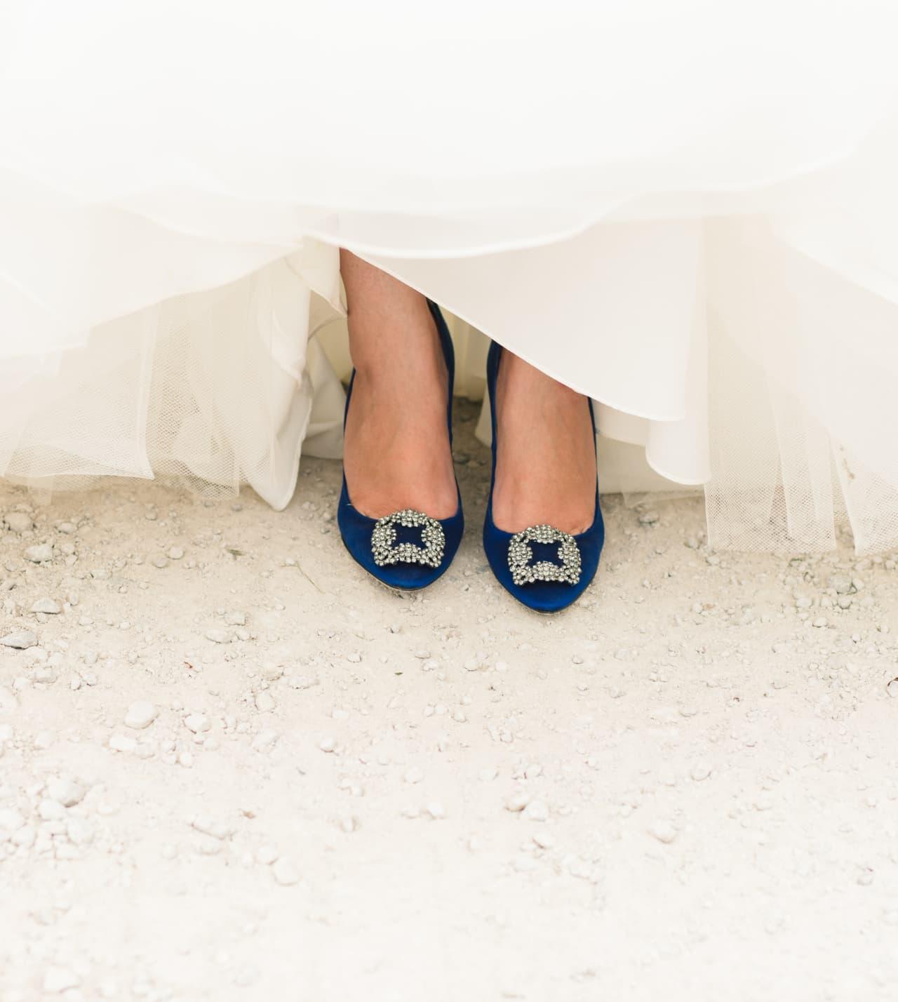 6 hermosas ideas para incluir el Azul en tu boda.