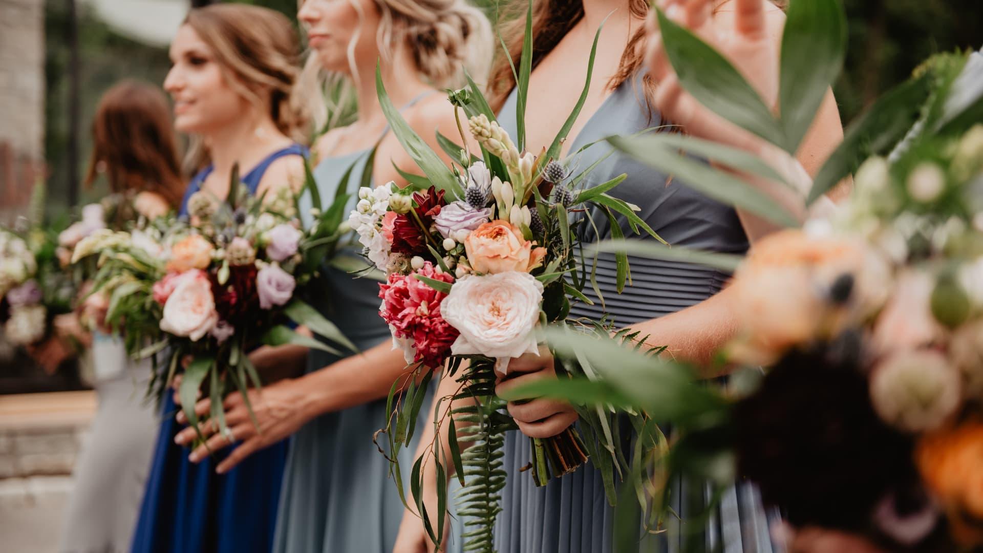 15 responsabilidades de toda dama de honor en la boda